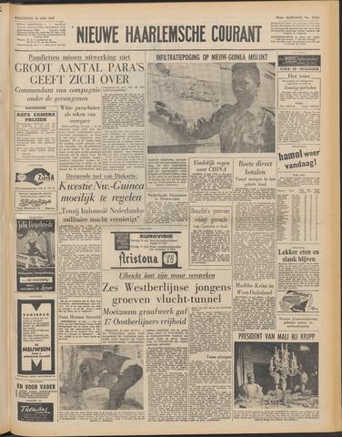 Nieuwe Haarlemsche Courant 1962-06-14