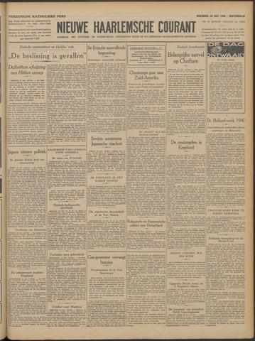 Nieuwe Haarlemsche Courant 1940-07-24