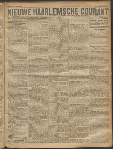 Nieuwe Haarlemsche Courant 1919-06-11
