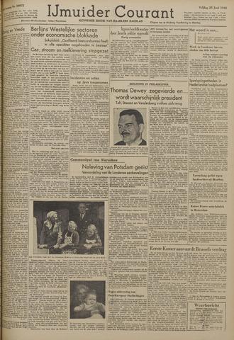 IJmuider Courant 1948-06-25