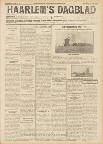 Haarlem's Dagblad 1926-06-10