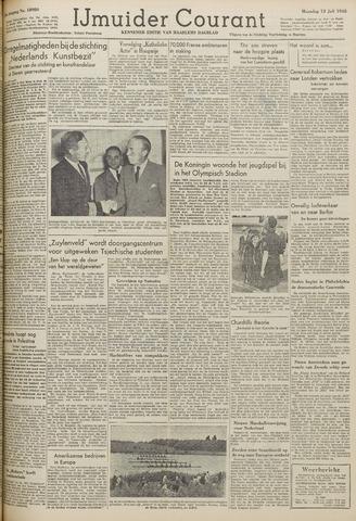 IJmuider Courant 1948-07-12