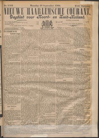 Nieuwe Haarlemsche Courant 1900-09-10