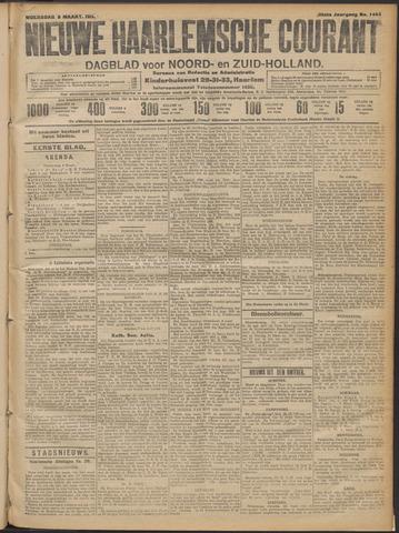 Nieuwe Haarlemsche Courant 1911-03-08