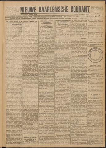 Nieuwe Haarlemsche Courant 1927-01-05