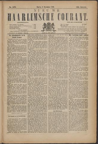 Nieuwe Haarlemsche Courant 1889-12-08