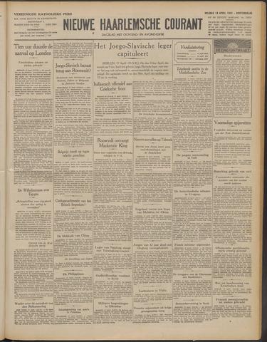 Nieuwe Haarlemsche Courant 1941-04-18