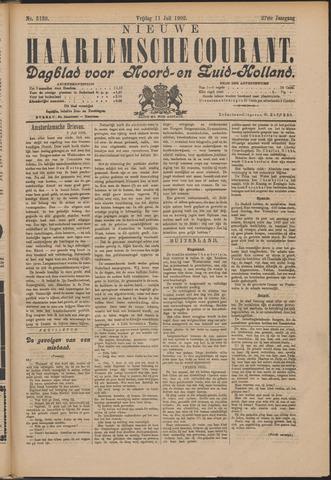 Nieuwe Haarlemsche Courant 1902-07-11