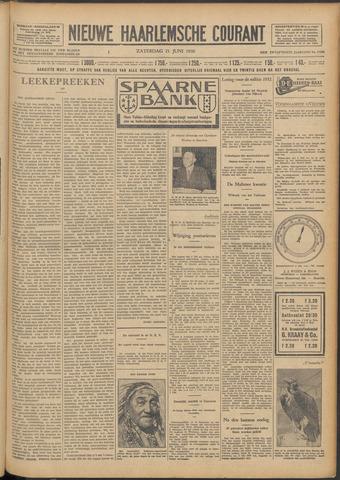 Nieuwe Haarlemsche Courant 1930-06-21