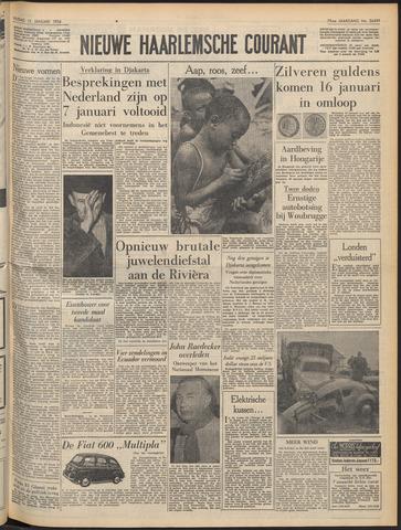 Nieuwe Haarlemsche Courant 1956-01-13