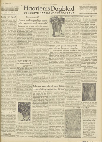 Haarlem's Dagblad 1951-07-25