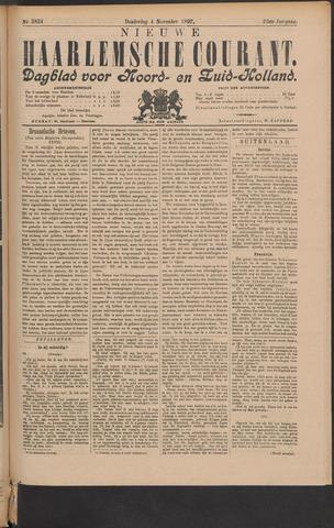 Nieuwe Haarlemsche Courant 1897-11-04