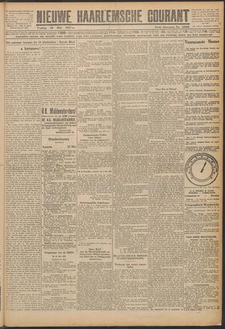 Nieuwe Haarlemsche Courant 1927-05-20