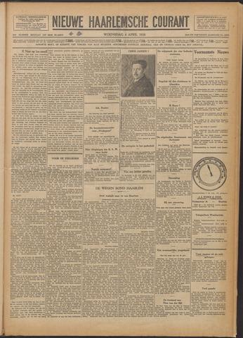 Nieuwe Haarlemsche Courant 1928-04-04