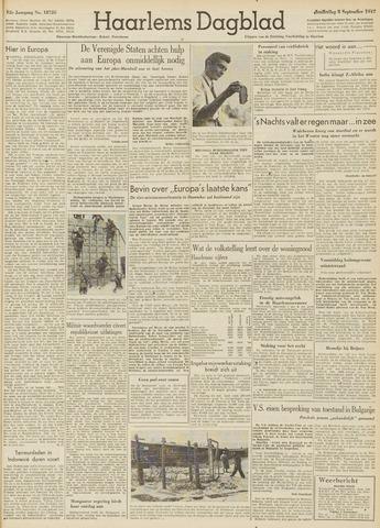 Haarlem's Dagblad 1947-09-04