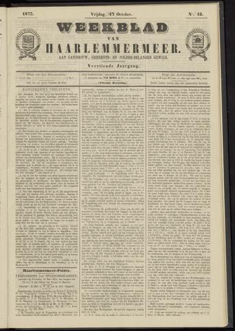 Weekblad van Haarlemmermeer 1873-10-17