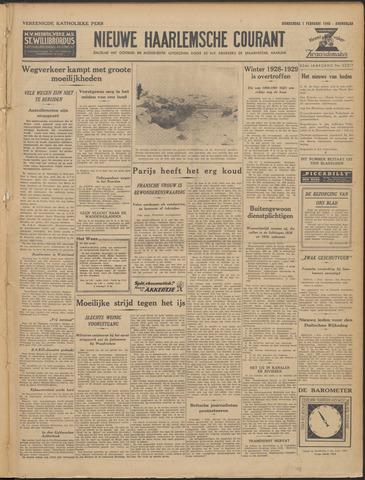 Nieuwe Haarlemsche Courant 1940-02-01