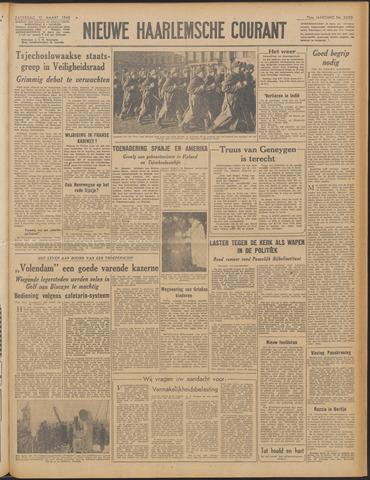 Nieuwe Haarlemsche Courant 1948-03-13