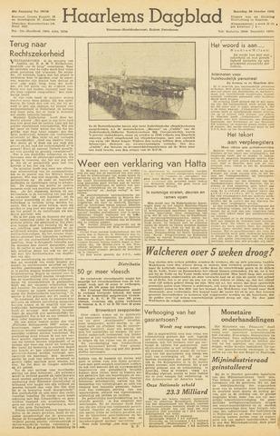 Haarlem's Dagblad 1945-10-20