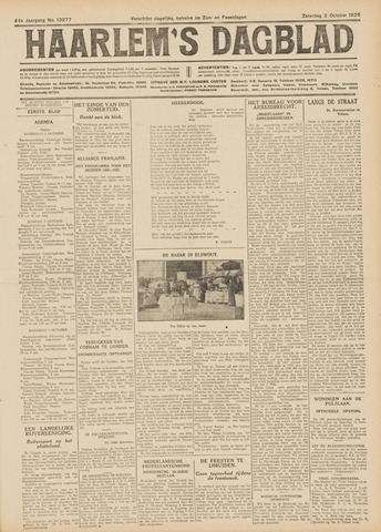 Haarlem's Dagblad 1926-10-02