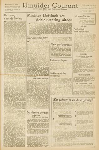 IJmuider Courant 1945-09-27