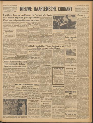 Nieuwe Haarlemsche Courant 1949-09-24