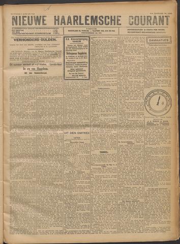 Nieuwe Haarlemsche Courant 1922-01-07