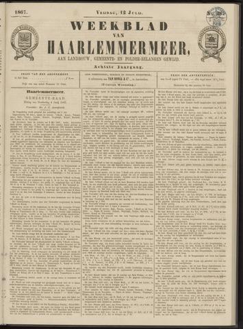 Weekblad van Haarlemmermeer 1867-07-12