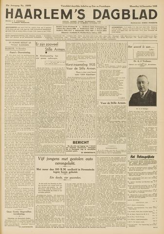 Haarlem's Dagblad 1935-12-16