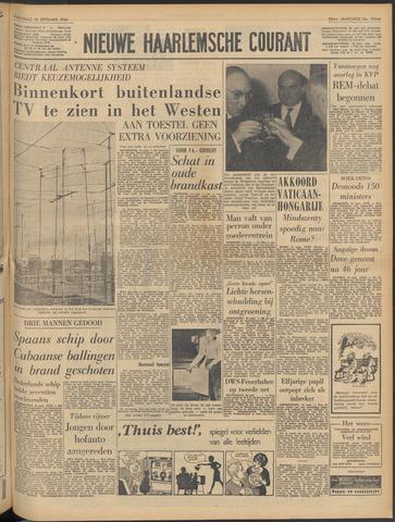 Nieuwe Haarlemsche Courant 1964-09-16