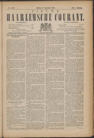 Nieuwe Haarlemsche Courant 1887-09-25