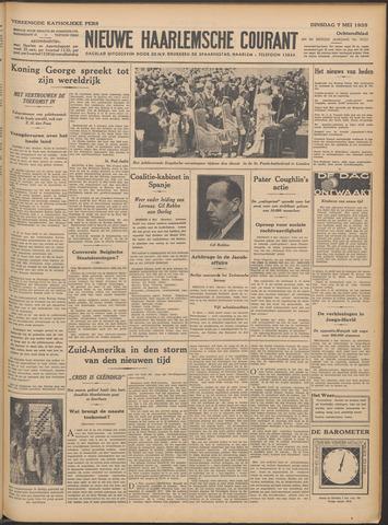 Nieuwe Haarlemsche Courant 1935-05-07
