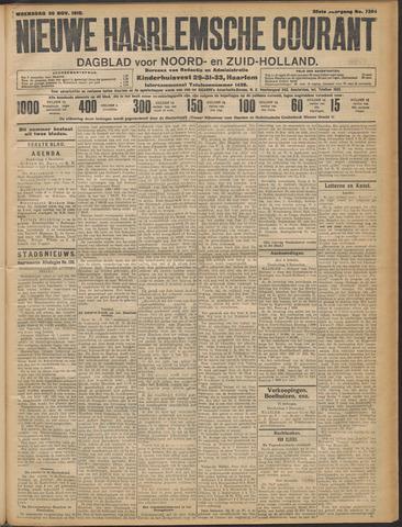 Nieuwe Haarlemsche Courant 1910-11-30
