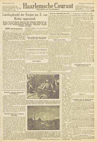 Haarlemsche Courant 1943-12-09