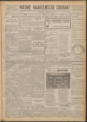 Nieuwe Haarlemsche Courant 1929-12-03