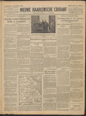 Nieuwe Haarlemsche Courant 1941-04-01