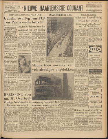Nieuwe Haarlemsche Courant 1962-02-14