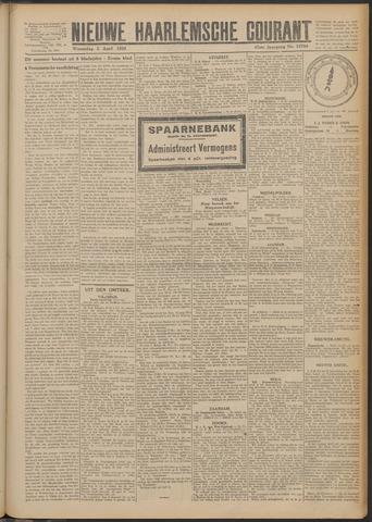 Nieuwe Haarlemsche Courant 1924-04-02