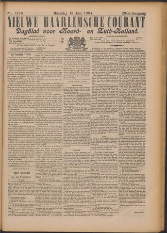 Nieuwe Haarlemsche Courant 1904-06-13