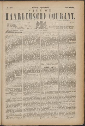 Nieuwe Haarlemsche Courant 1888-09-05