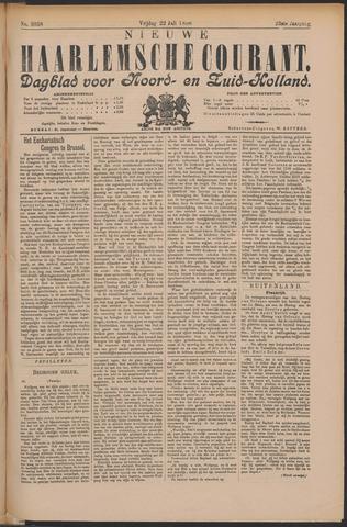 Nieuwe Haarlemsche Courant 1898-07-22
