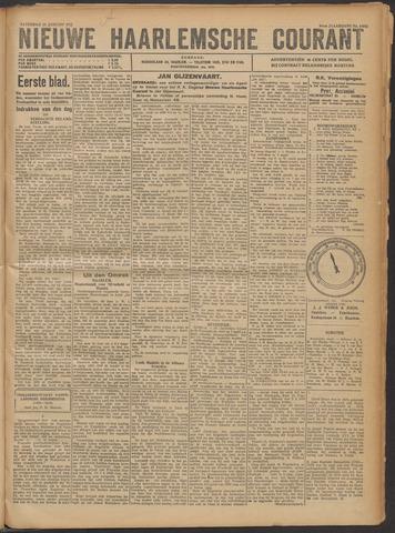 Nieuwe Haarlemsche Courant 1922-01-28