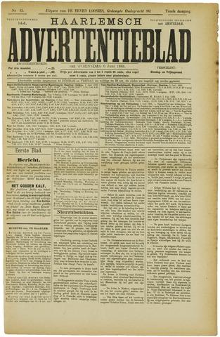 Haarlemsch Advertentieblad 1888-06-06