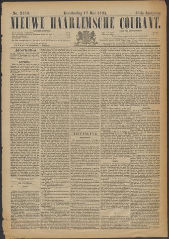 Nieuwe Haarlemsche Courant 1894-05-17