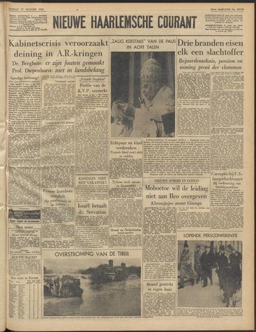 Nieuwe Haarlemsche Courant 1960-12-27
