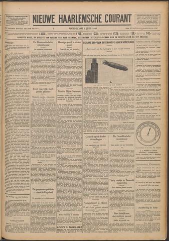 Nieuwe Haarlemsche Courant 1930-07-09