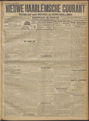 Nieuwe Haarlemsche Courant 1916-05-27