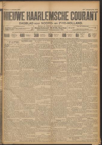 Nieuwe Haarlemsche Courant 1909-01-08