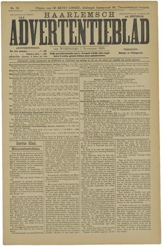 Haarlemsch Advertentieblad 1900-11-07