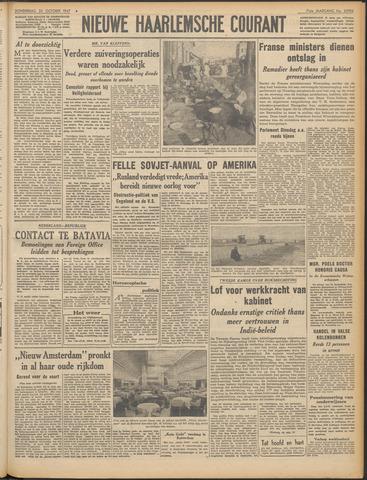 Nieuwe Haarlemsche Courant 1947-10-23
